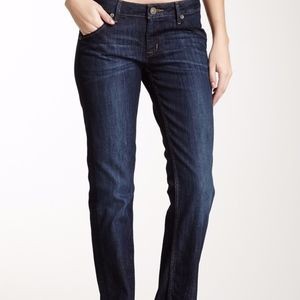 Hudson Carly Straight Leg Jean